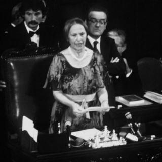 Nilde Iotti: prima donna presidente della Camera