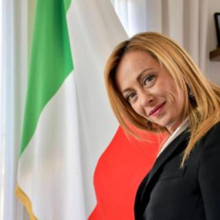 Giorgia Meloni: leader di un partito