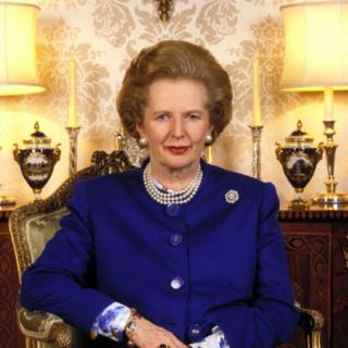 Margaret Thatcher: la Lady di ferro