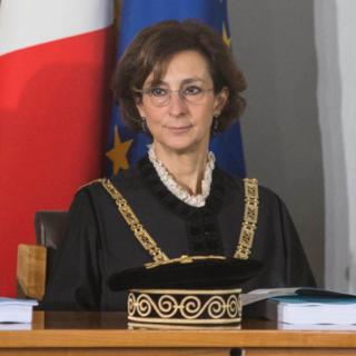 Marta Cartabia: presidente della Consulta